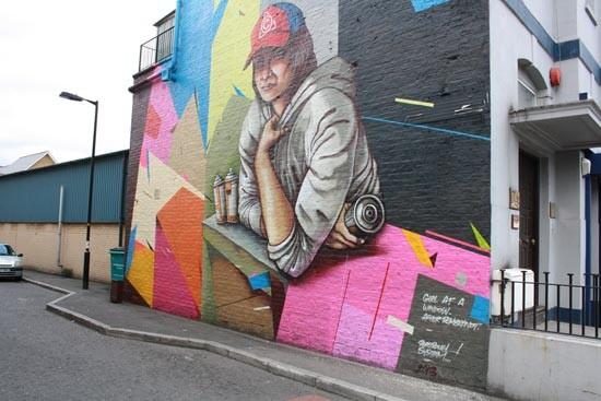 Dulwich Festival – Street Art