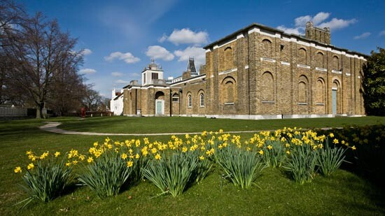 Dulwich picture gallery (gallery)