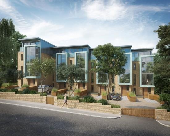 Edward Milner Terrace – Dulwich Estate