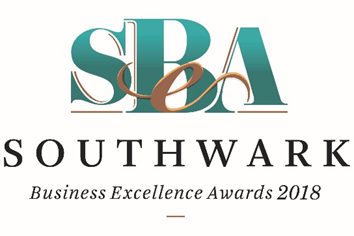 """Highly Commended"" – Southwark Business Awards 2018"