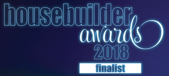 Shortlisted for the Housebuilder Awards 2018