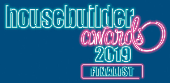 Shortlisted Housebuilder Awards 2019 – second year running!